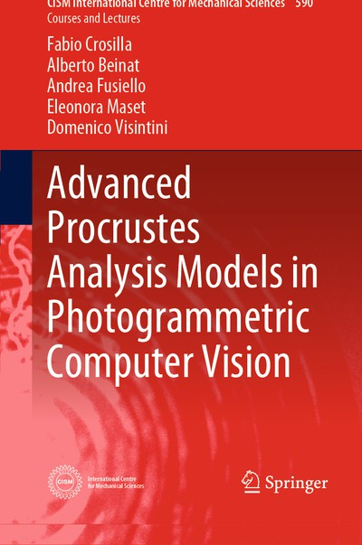 Advanced Procrustes Analysis Models in Photogrammetric Computer Vision